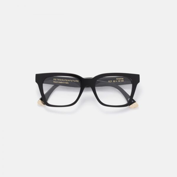 Superretrofuture America Optical Nero