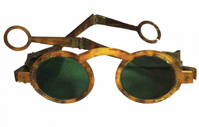 Creador gafas