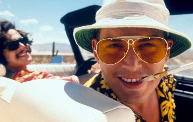 Johnny Depp Miedo y asco en las Vegas