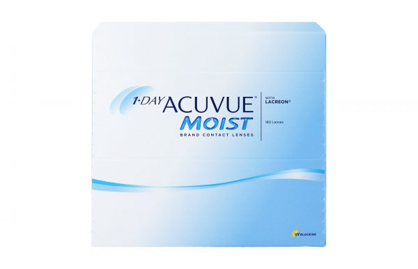 1-Day Acuvue Moist 180 ud