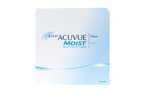 1-Day Acuvue Moist 90 ud