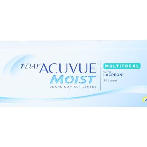 1-Day Acuvue Moist Multifocal Lacreon 30 ud