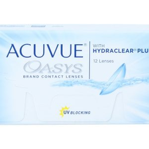Acuvue Oasys with Hydraclear Plus 12 ud
