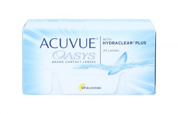 Acuvue Oasys with Hydraclear Plus 24 ud