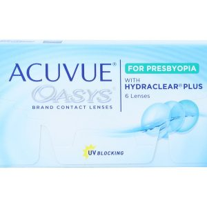 Acuvue Oasys for Presbyopia 6 ud