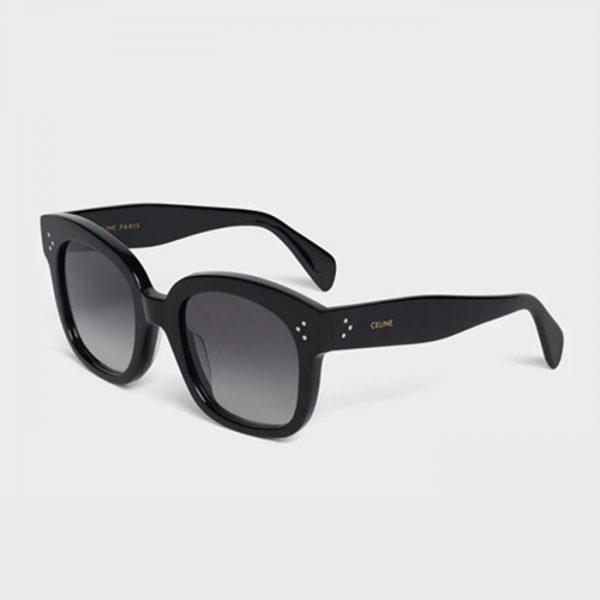 CELINE: Gafas de sol Oversize de acetato