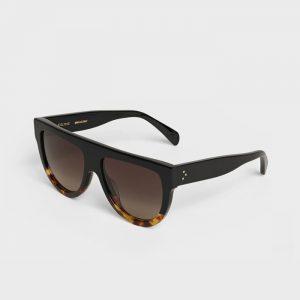Celine: Gafas de Sol estilo aviador de Acetato