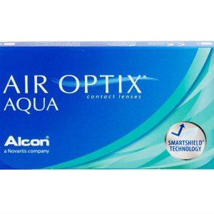 Air Optix Aqua 6 ud