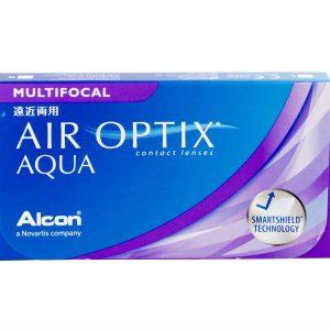 Air Optix Aqua Multifocal 3 ud