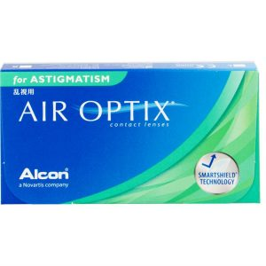 Air Optix for Astigmatism 3 ud