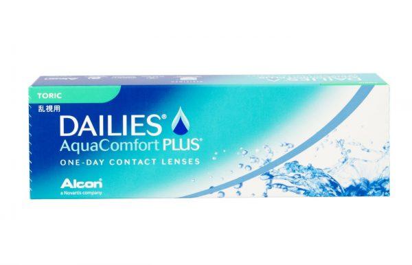 Dailies AquaComfort Plus Toric 30 ud