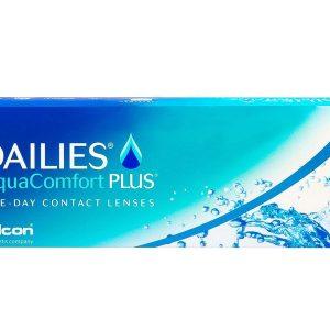 Dailies AquaComfort Plus 30 ud
