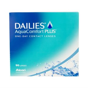 Dailies AquaComfort Plus 90 ud