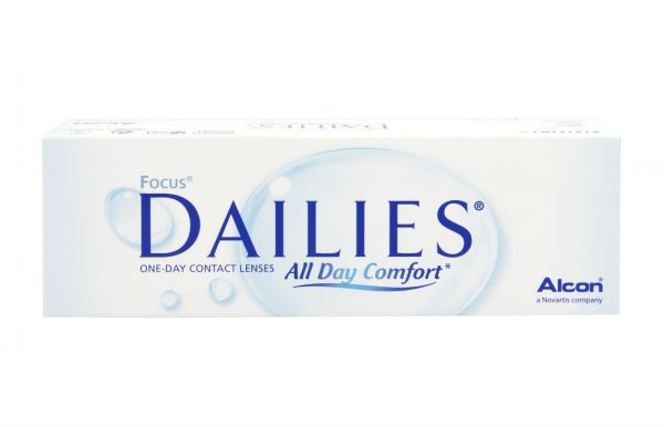 Focus Dailies All Day Comfort 30 ud
